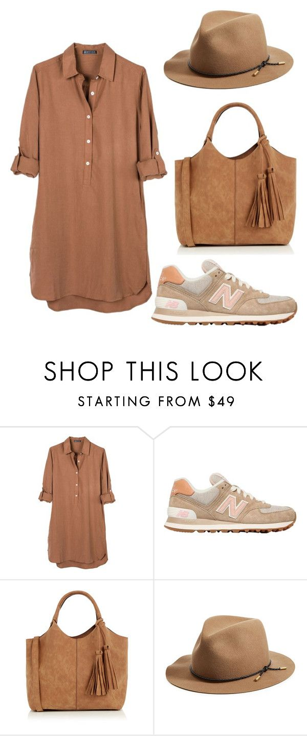 """""""Untitled #132"""" by adeis1996 ❤ liked on Polyvore featuring United by Blue, New Balance, Oasis and rag & bone"""