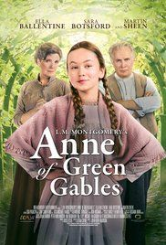 Movie Review Anne Of Green Gables 2016 Green Gables Anne Of
