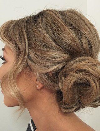 30 Easy And Stylish Casual Updos For Long Hair Updos For Medium Length Hair Medium Length Hair Styles Medium Hair Styles