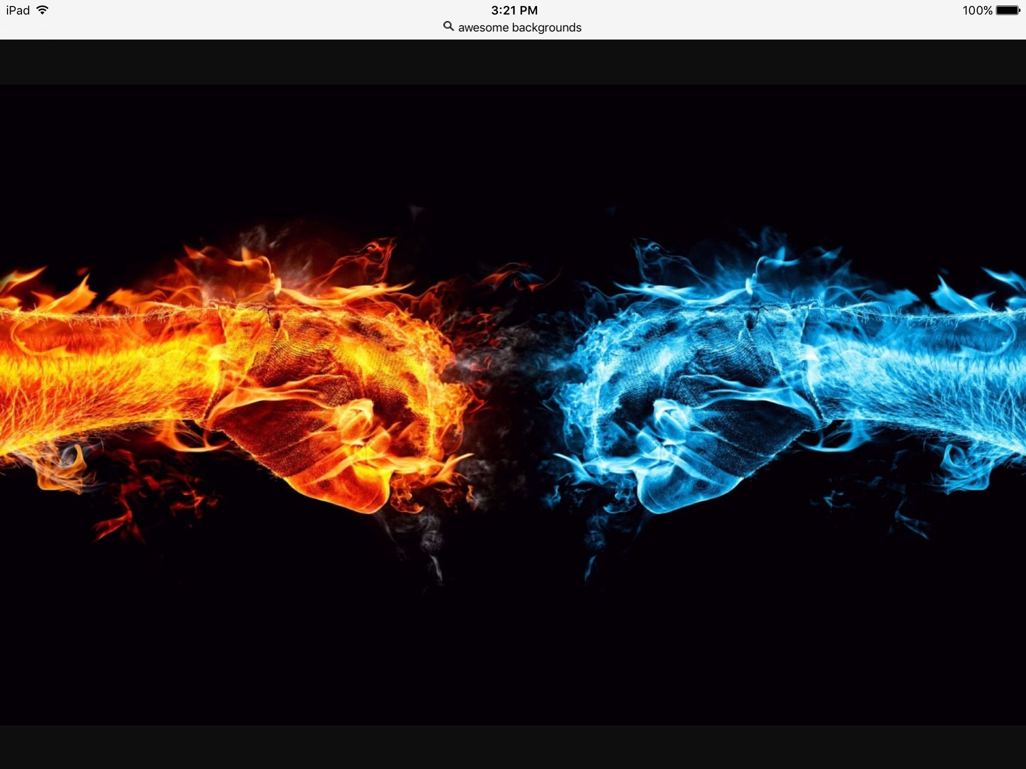 cool fire hands fight 8k wallpaper girls uhd pinterest