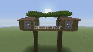 how to build a nice easy minecraft house