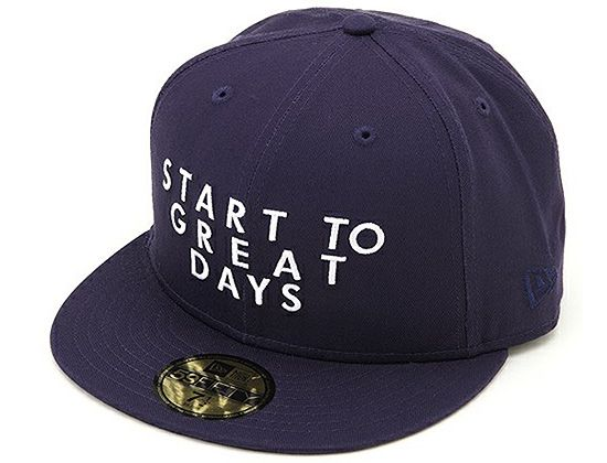 aec1fd2720b RODEO CROWNS x NEW ERA「Start to Great Days」59Fifty Fitted Baseball Caps