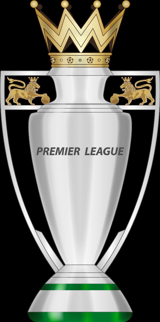 Premier League trophy Premier league, Premier league
