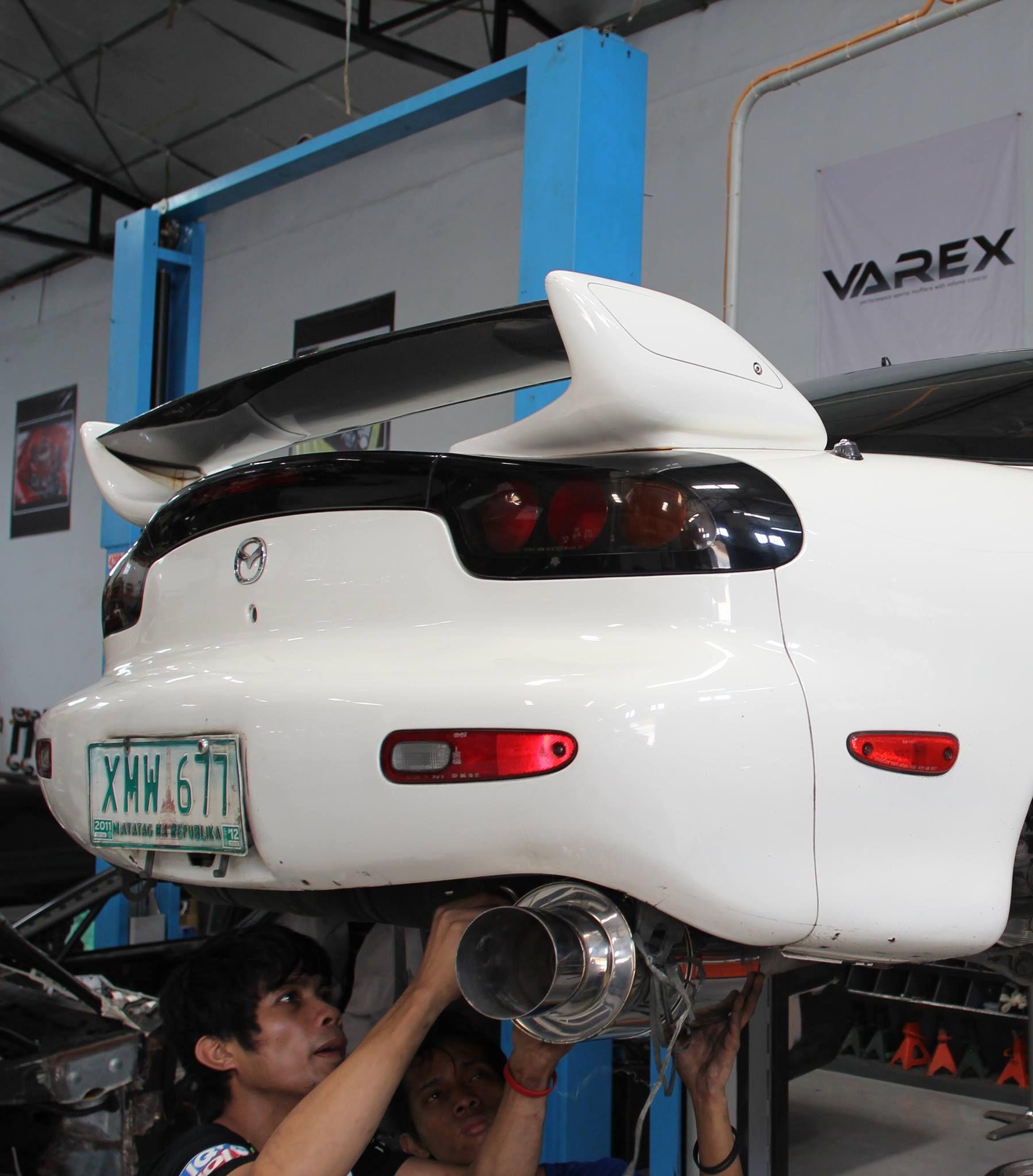 xforce varex exhaust system