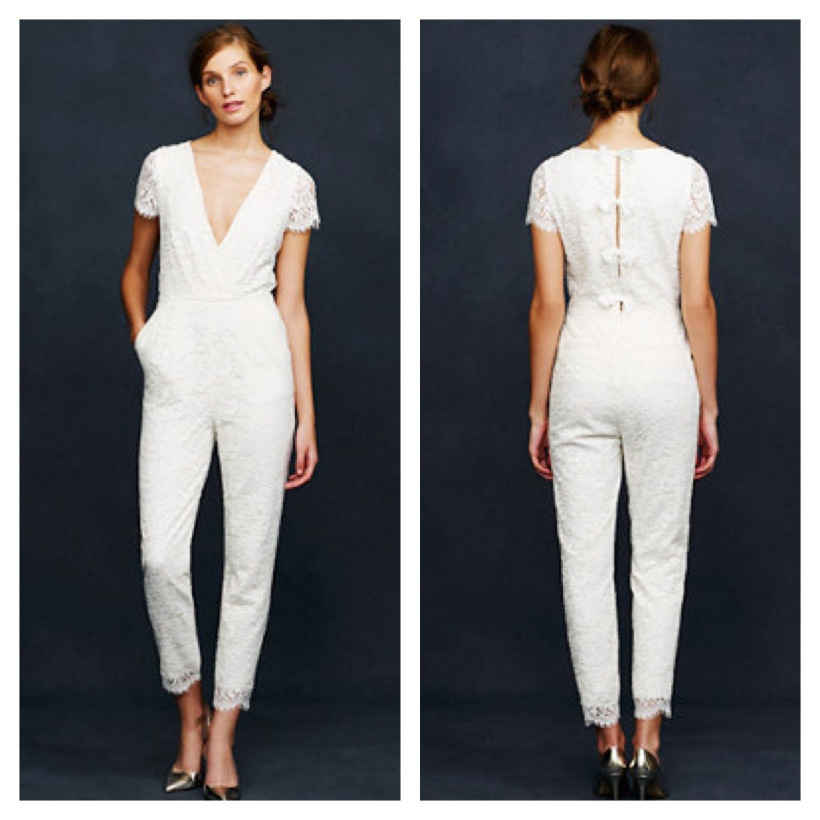 Jcrew Eyelash Jumpsuit Great Design Horrible Fit