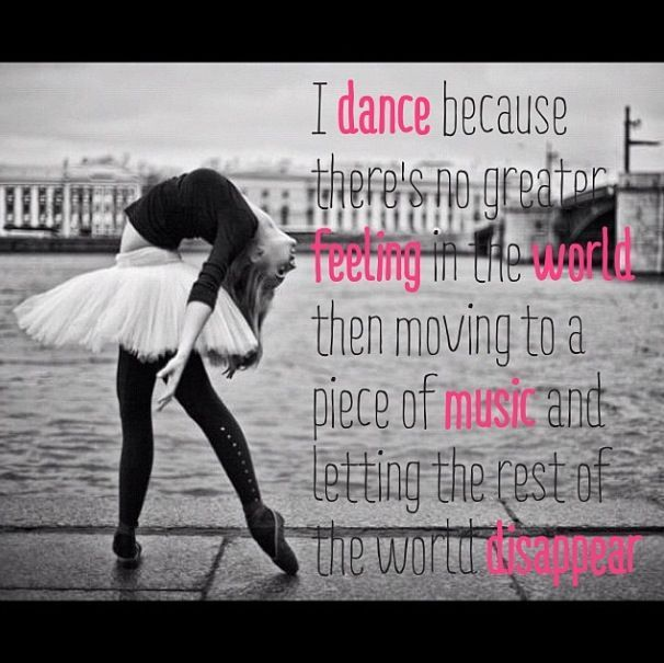Inspirational Dance Quotes Fascinating 60 Inspirational Dance Quotes About Dance Ever  Inspirational