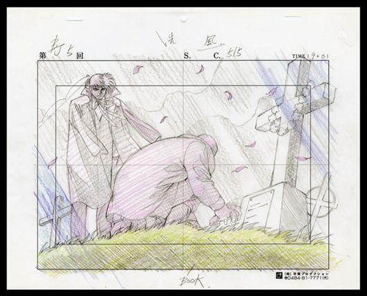 Japanese Artworks Animation - • Blackjack OVA