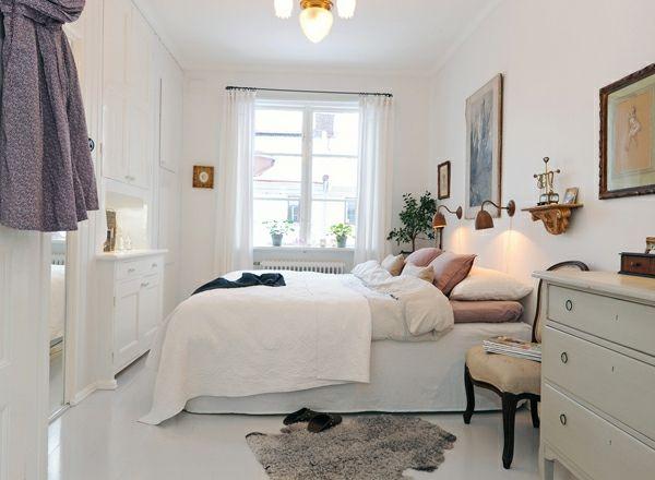 Schlafzimmer : Kleine Schlafzimmer Gestalten Kleine Schlafzimmer ... Schlafzimmer Einrichten Landhausstil Modern