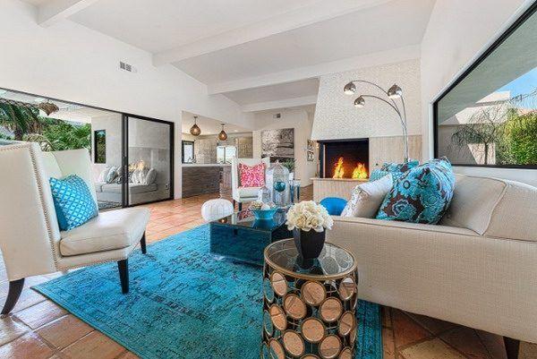Modernes Wohnzimmer Design für 2018 \u2013 2019 Trendige Wohnideen