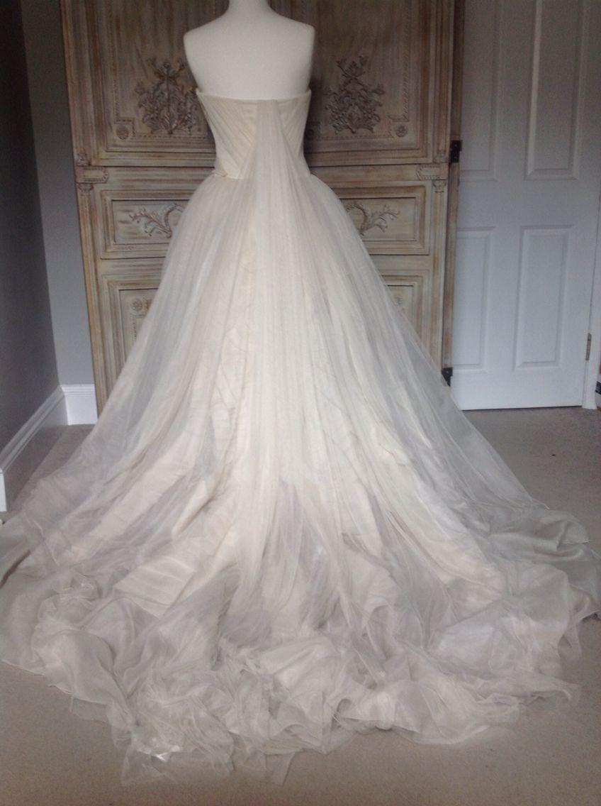 Vera Wang Harlow now available at Gillian Million Designer Wedding ...