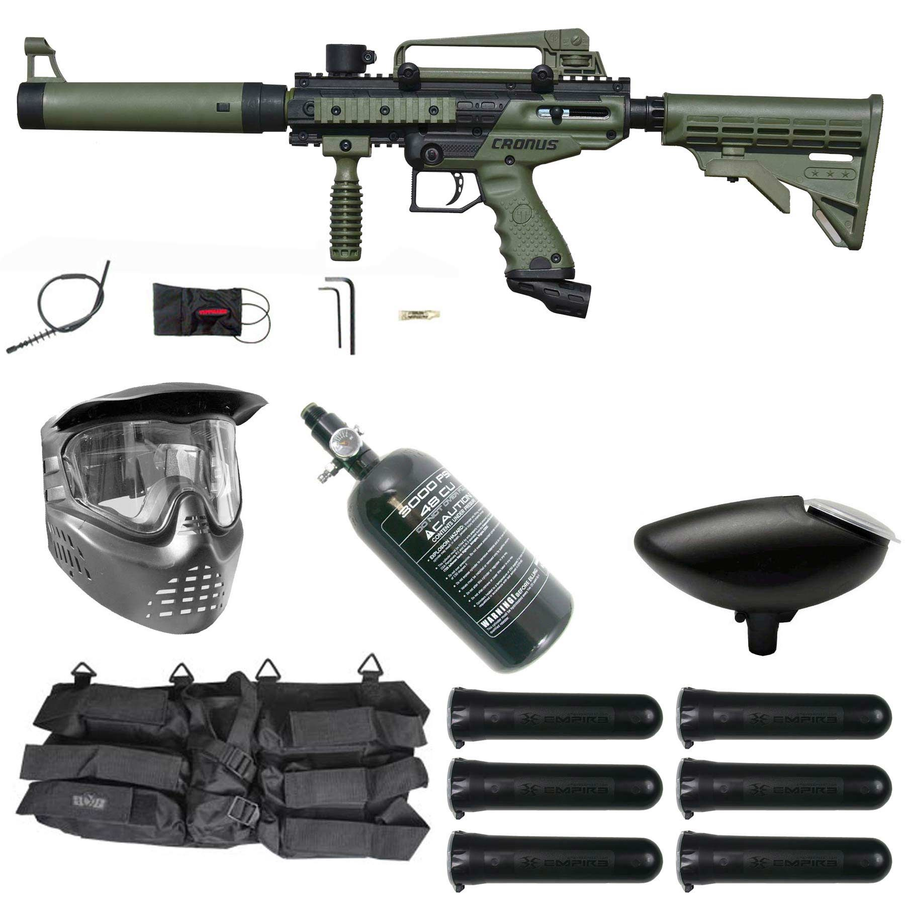 Pin On Paintball Marker Packages