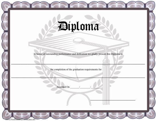 Plantillas para diplomas gratis, Office Zona informatica