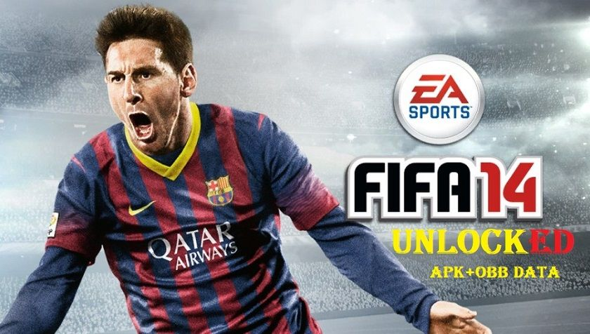 FIFA 14 Mod Apk Data Android Game Download (With images