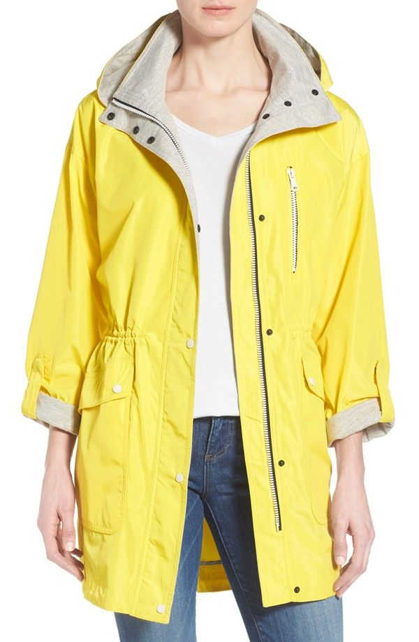 15 Spring Raincoats That'll Make You Feel Pretty Even When The ...