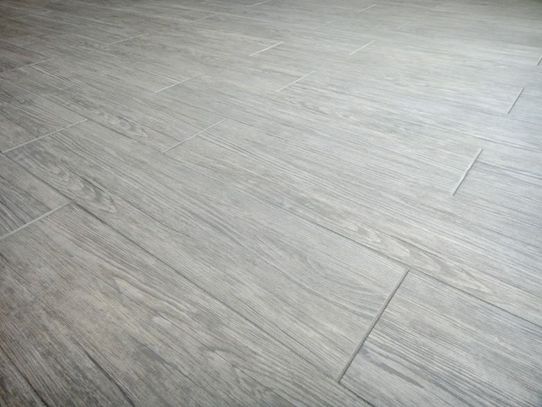Light Gray Ceramic Floor Tiles For Bathroom Porcelain Tile Wood Look