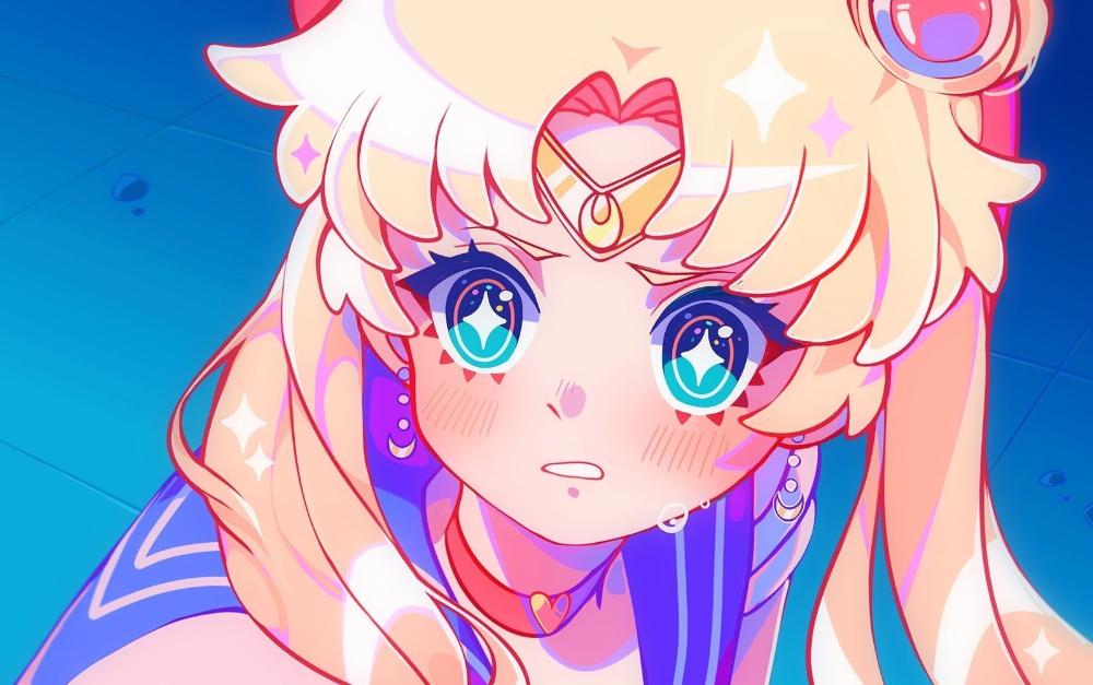 사비 BLM on Twitter in 2020 Sailor moon usagi, Sailor