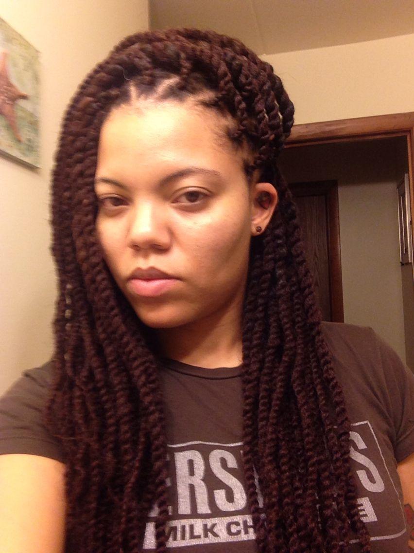 Jamaican Twist Braid Twist Hairstyles Celebrity Hairstyles Twist Braids