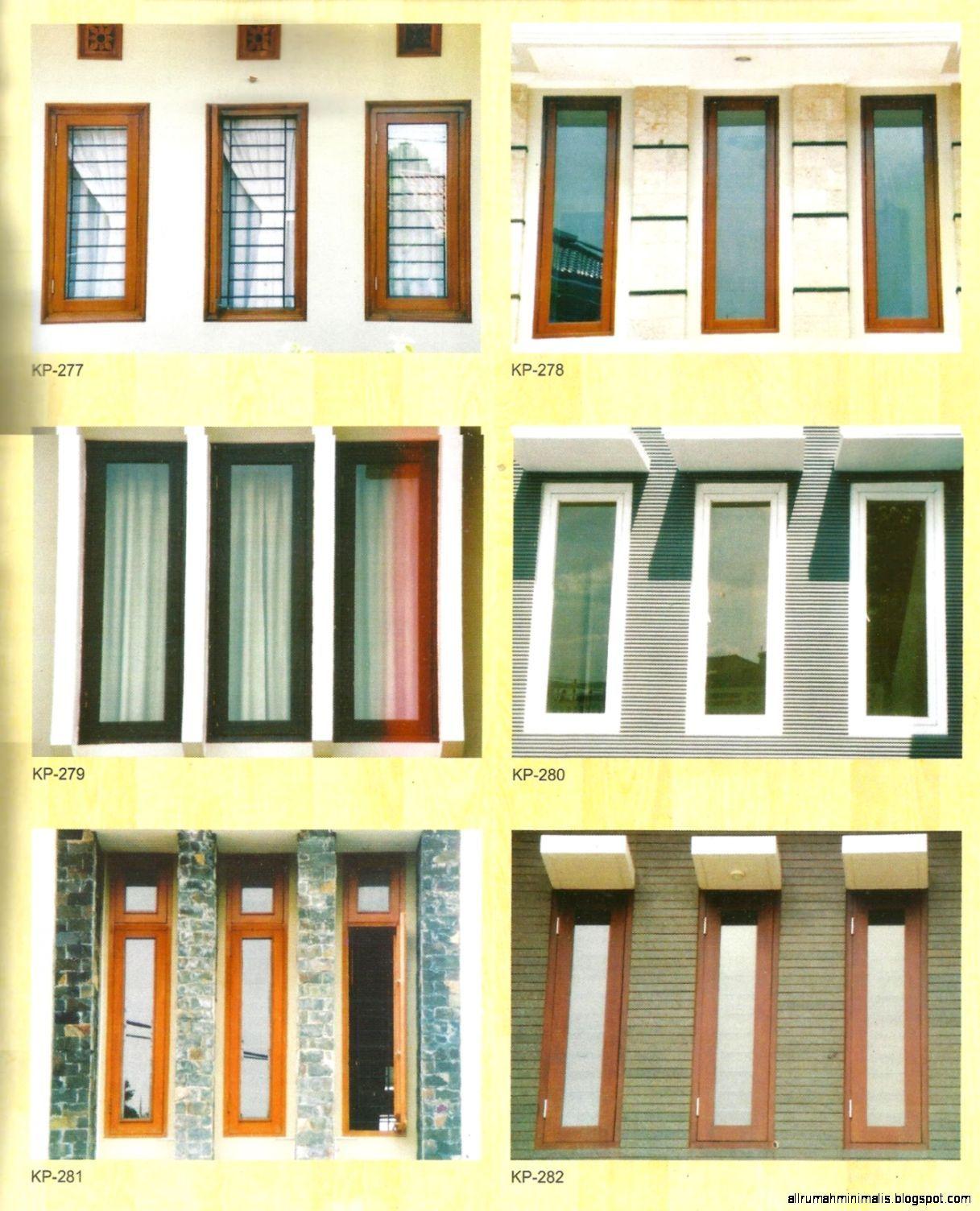 Ukuran Jendela Rumah Cek Bahan Bangunan Ukuran jendela kamar tidur minimalis