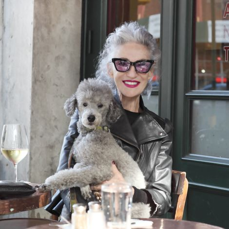 Entrepreneur Linda Rodin speaks with Appr�cier about beauty, style and her beloved poodle Winky.