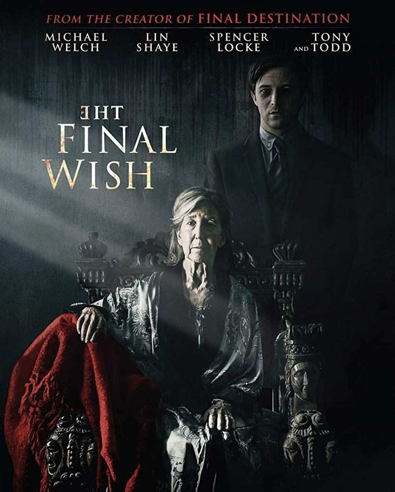 Preview The Final Wish With Lin Shaye Michael Welch Where Coming Home To Confront The Past Finds Secrets About His Family Thefinalwish Trailer Free Movies Online Full Movies Online Free Full