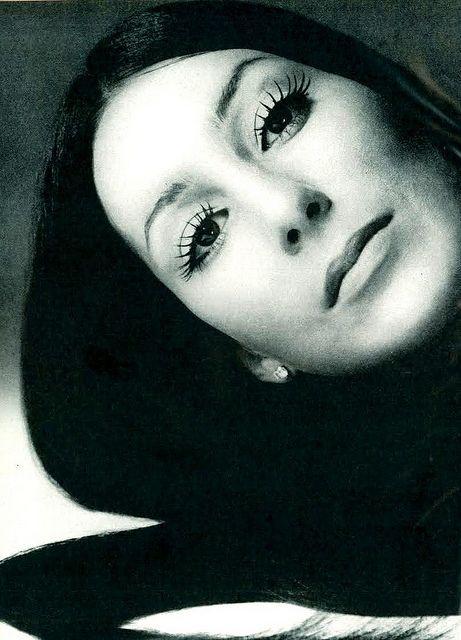 Cher by Avedon, 1971