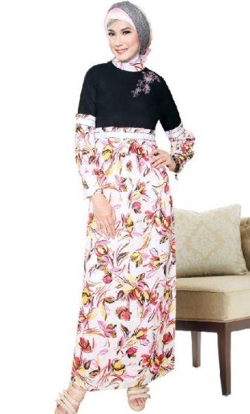 Model Gamis Batik Terbaru 2017 Hijab Pinterest Batik Muslim