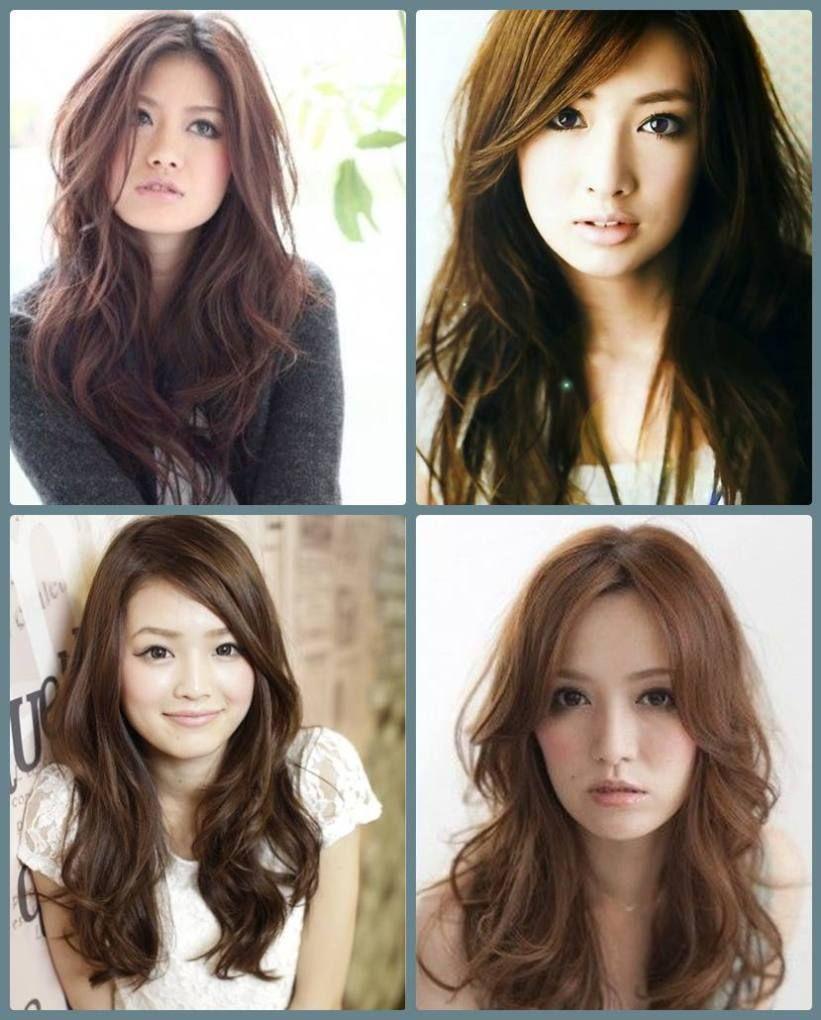 Cortes de cabelo para orientais asian haircut