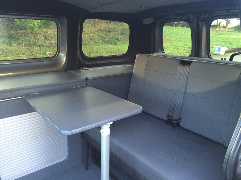 nissan nv200 camper conversion nissan camper van. Black Bedroom Furniture Sets. Home Design Ideas