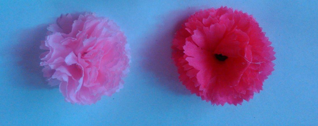 DIY Flower Clips