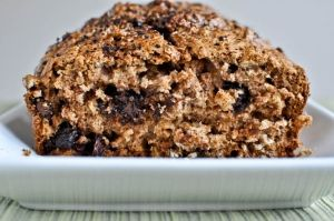 chocolate chunk oatmeal cookie bread by bowneh