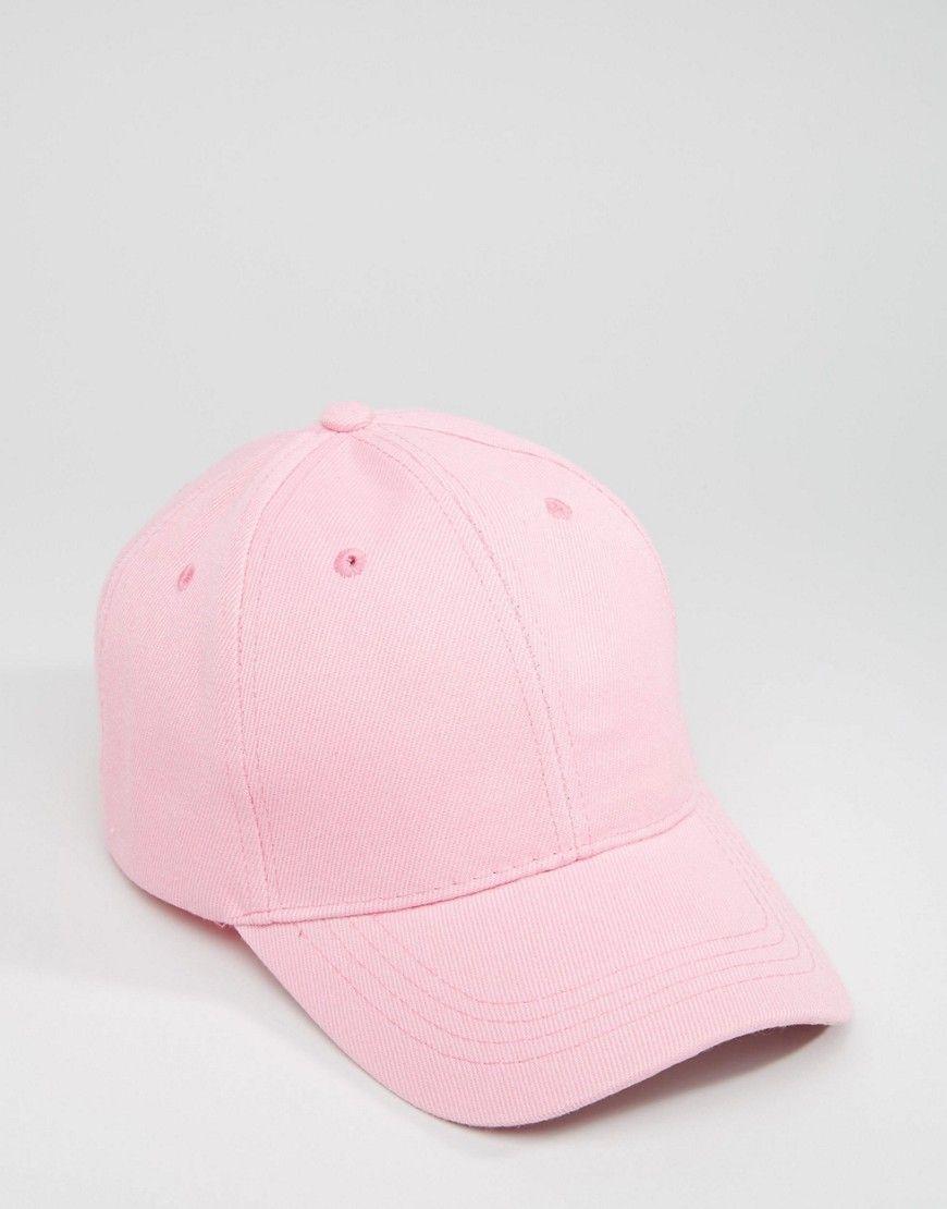 casquette adidas rose pastel