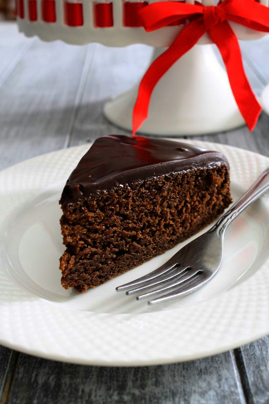 Eggless Chocolate Cake With Condensed Milk Recipe Best Eggless Chocolate Cake Recipe Eggless Desserts Eggless Cake Recipe