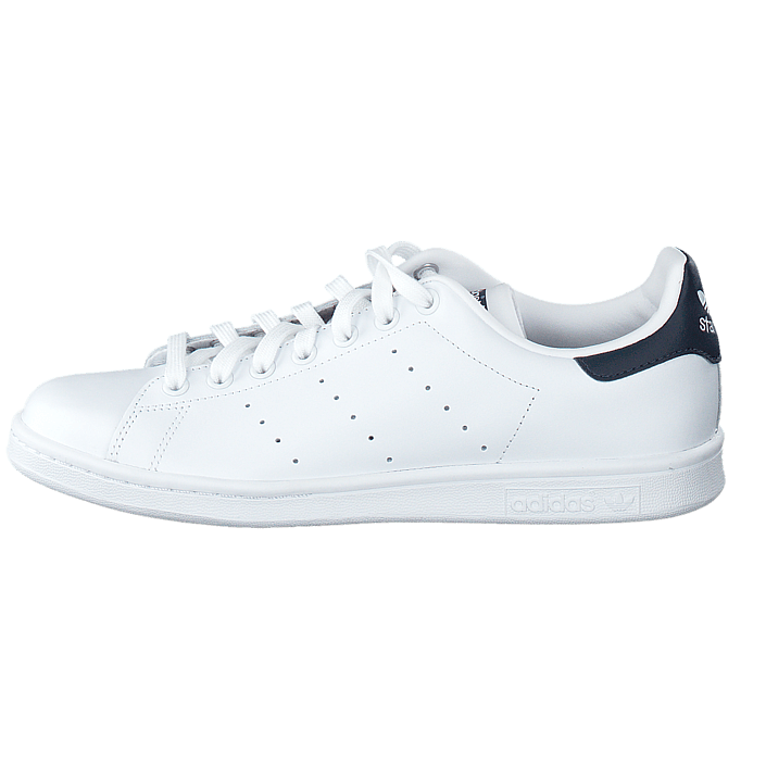 adidas Originals Stan Smith Running WhiteNew Navy | Hvite