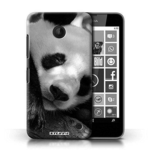 Coque de Stuff4 / Coque pour Nokia Lumia 635 / Panda Design / Animaux de zoo