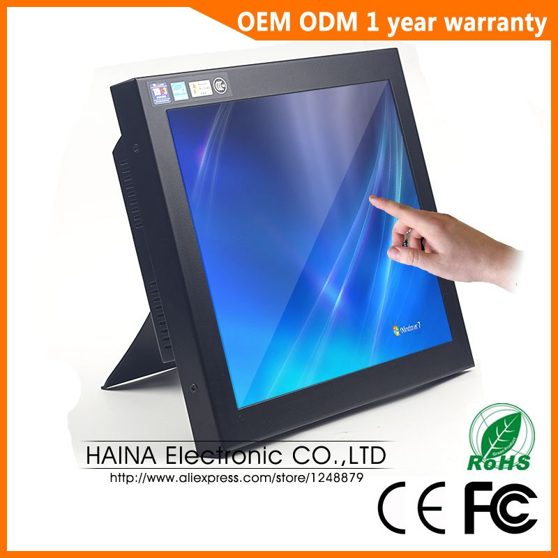 12 Inch Industrial Lcd Portable Touchscreen Monitor 12 Lcd Touch Screen Desktop Monitor Monitor Touch For Pos Terminal Mo Pc Monitor Lcd Monitor Touch Screen