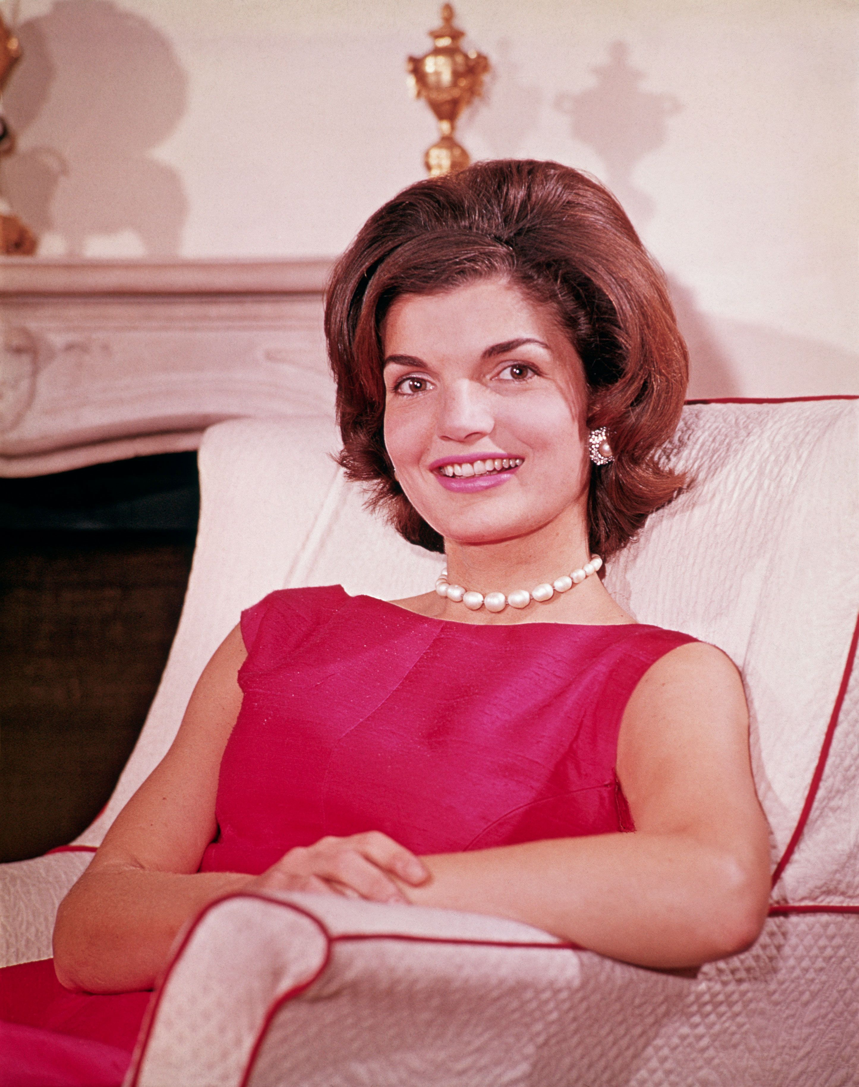 jacqueline kennedy old