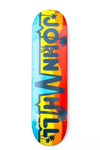 b3455f0d John Hill Lifeline | Revive Skateboard Deck | Want | Skateboard ...