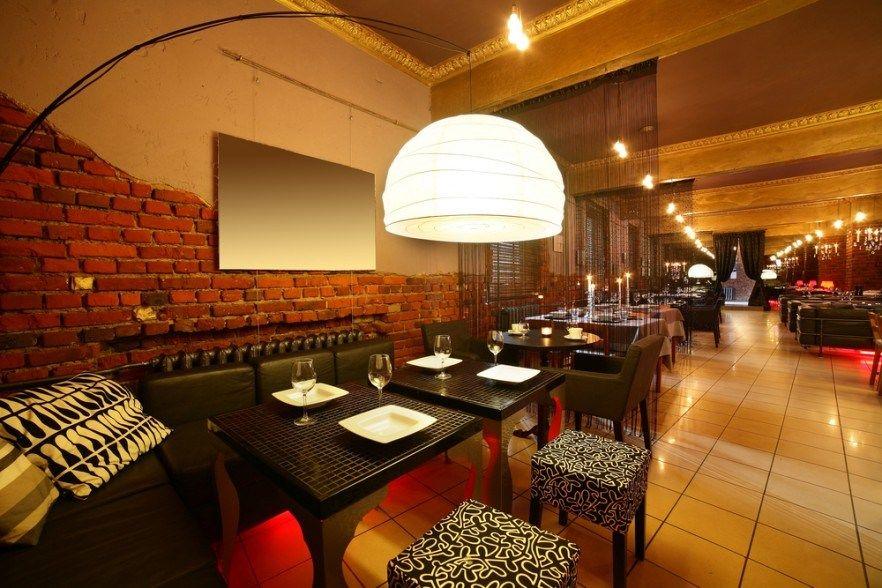 Modern Restaurant Interior and Exterior Design Ideas #indian #interior # design #photos  & Modern Restaurant Interior and Exterior Design Ideas #indian ...