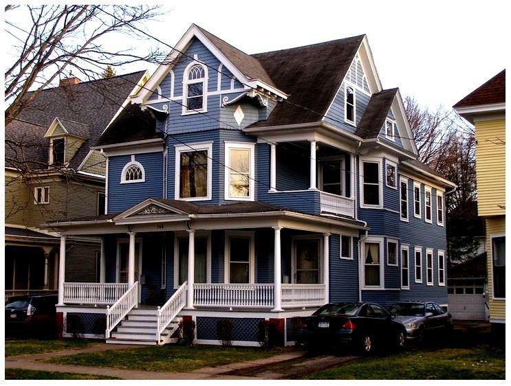 Estilos de ventanas francesas google search decoraci n for Decoracion de casas victorianas
