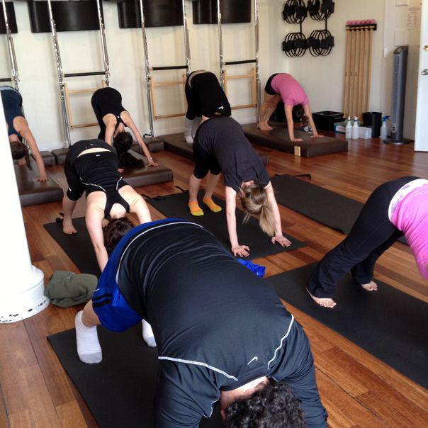 We Did It: Core Pilates NYC