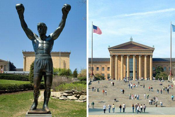 Quintessential rocky tour of philadelphia visit for Places to visit philadelphia