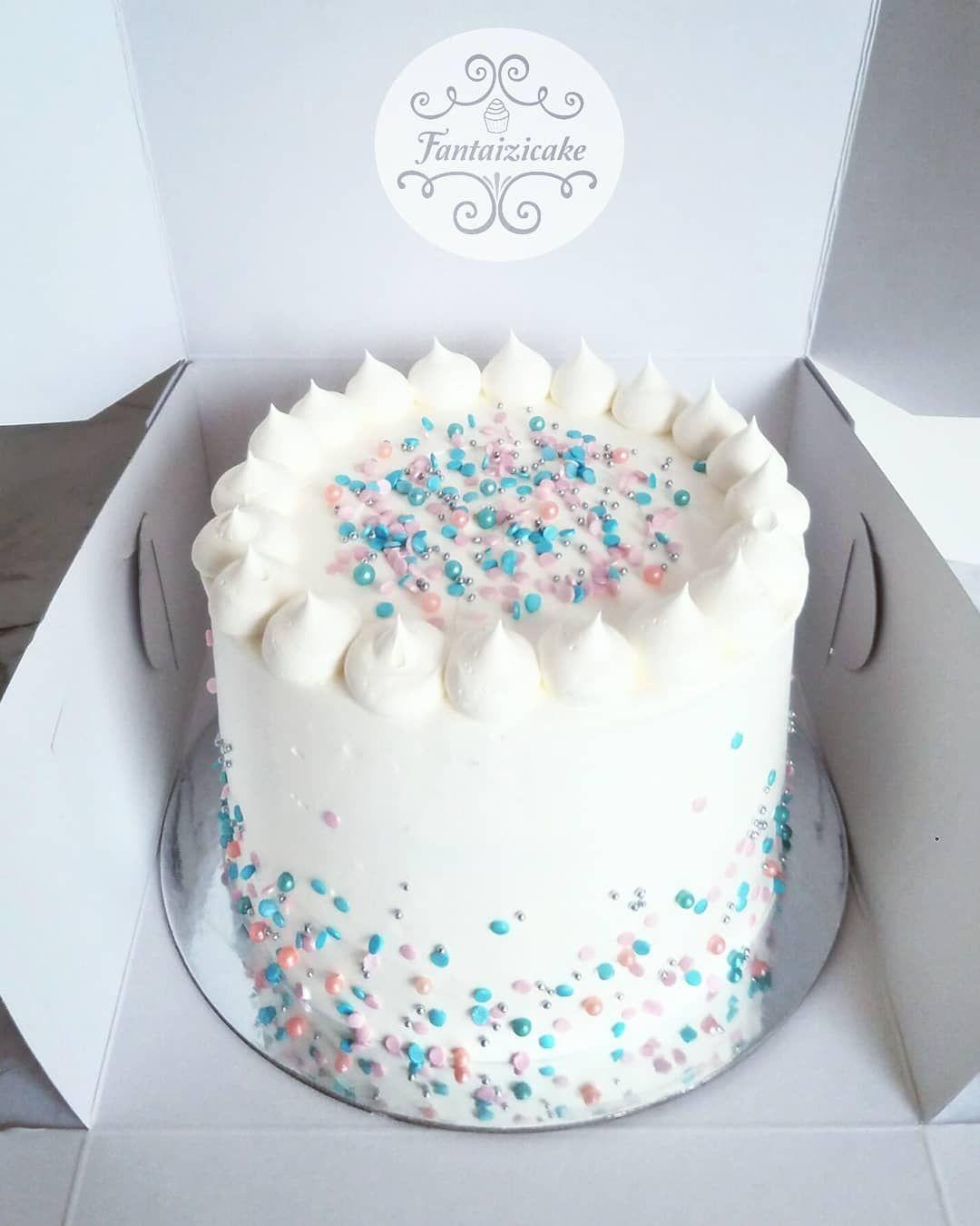 Jongen Of Meisje Genderreveal Taart J M Cake Genderrevealcake Boyorgirl Announcement Itsa Gender Reveal Cupcakes Baby Reveal Cakes Gender Reveal Cake