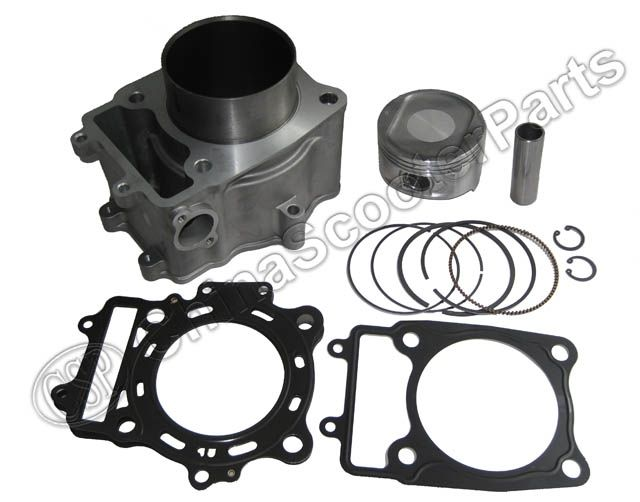 87 5mm Cylinder Piston Gasket Kit Linhai Lh188mr 500 500cc Utv Atv