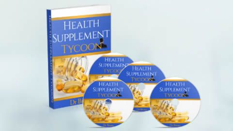 Health Supplement Sales at Amazon, eBay - No Bankroll, Start Today - by Dr. Bruno | Udemy Coupon Code and Free Discount Codes