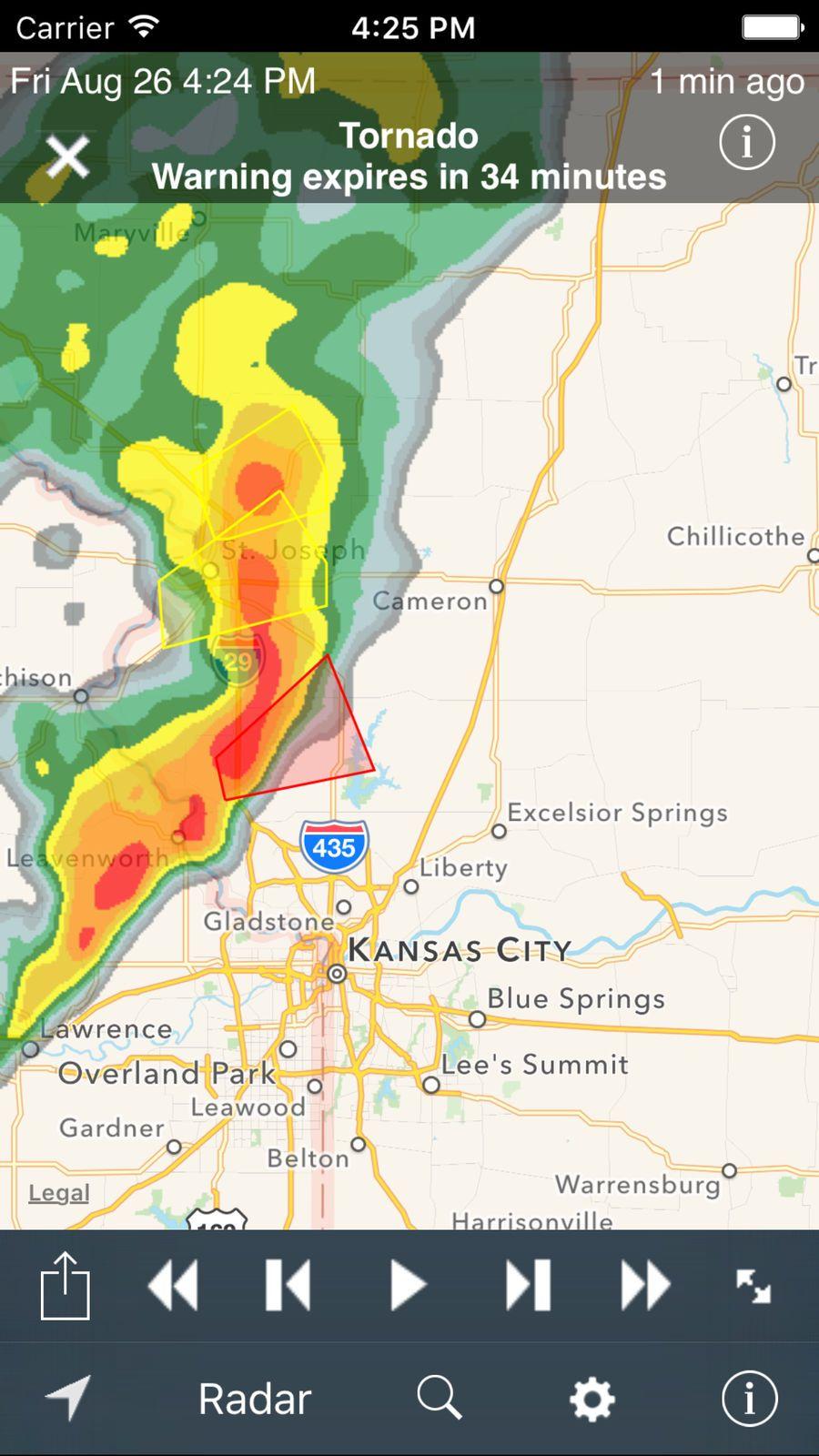 Noaa Radar Us Hd Weather Radar And Forecasts Software Shuksan Llc Ios Noaa Radar Weather
