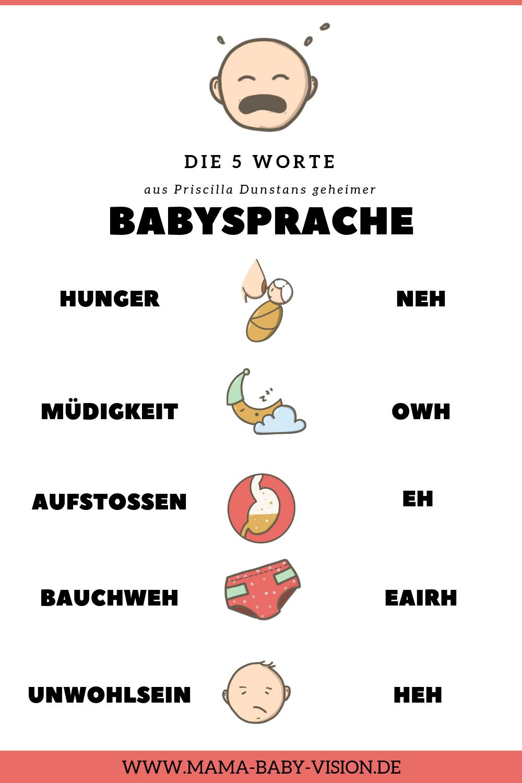 Dein Baby Schreit 5 Worte Die Du Unbedingt Kennen Musst Bevor