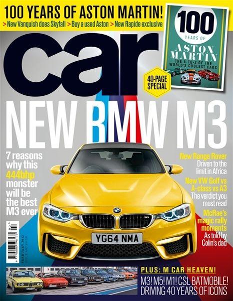 A Modern Car Magazine Doing A Spread On Bmw S Eye For Fashion