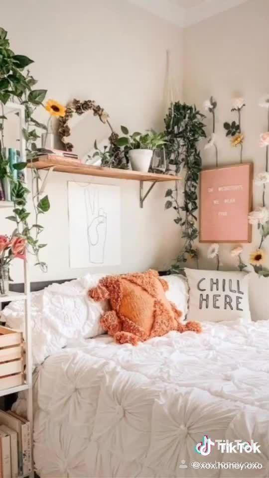 🌙 Bring Your Room to LIFE at RomeaDecor.com | TikTok Teenage Bedroom Inspiration, Ideas, Hacks & G