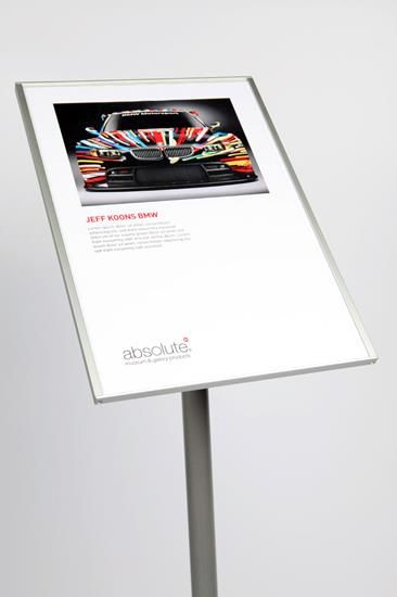 Signage Plate Ls15700 Signage Vip Card Art Display