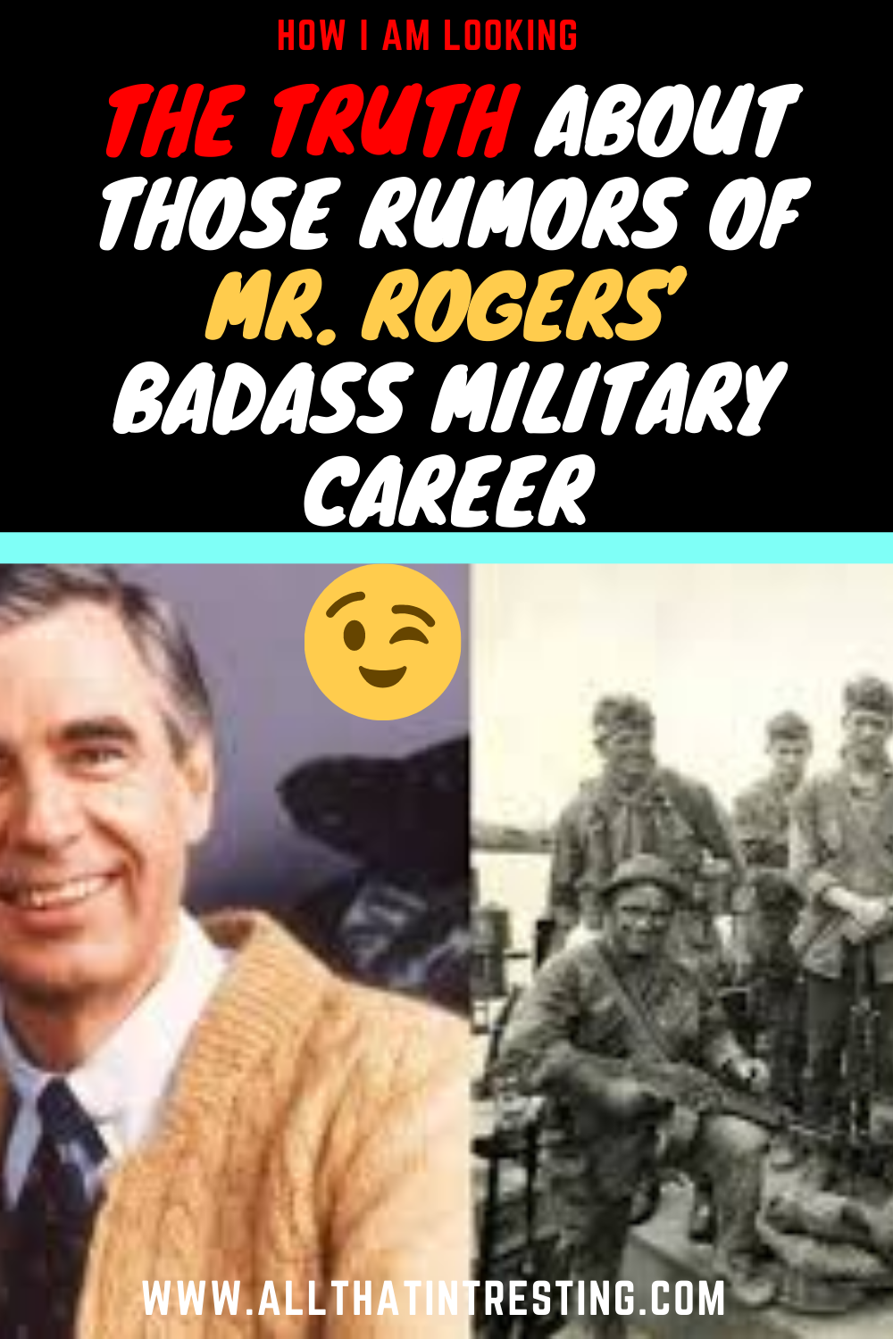 The Truth About Those Rumors Of Mr Rogers Badass Military Career In 2020 With Images Mister Rogers Neighborhood Military Careers Mr Rogers
